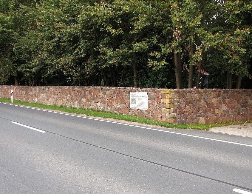 Lärmschutz Naturstein