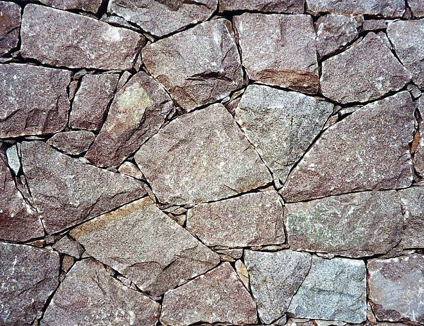 Fugenbild Trockenmauer